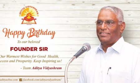 Happy Birthday to our beloved Founder Sir